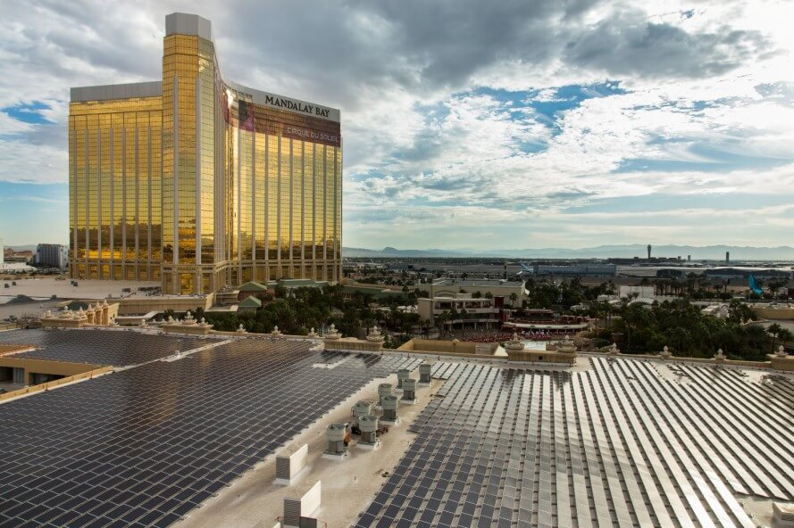 Solar Power in Vegas