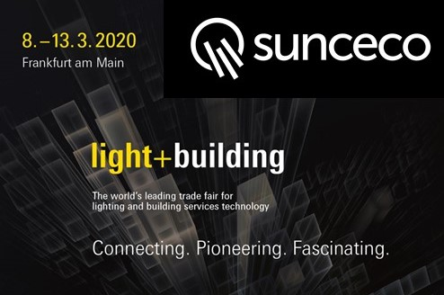 Sunceco lights on L&B 2020