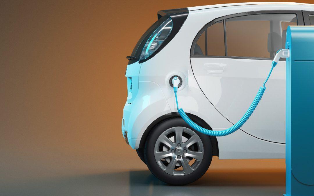 Smart EV charging stations